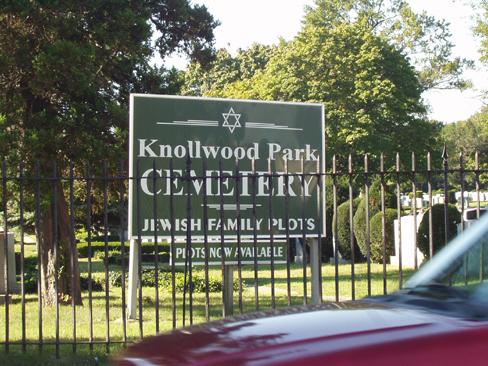 Knollwood Cemetery Brooklyn NY Vincenzo Aiosa